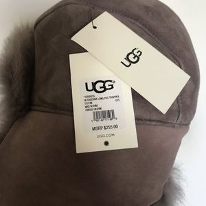 4598b82aec1c8 UGG Accessories - UGG TOSCANA LONG PILE TRAPPER HAT 255